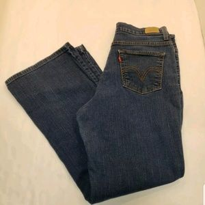 LEVIS 512 Perfect Slimming Jeans size 12m